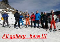 Ski school ski rental gallery Poiana Brasov
