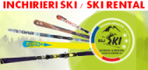 Ski Rental and  Ski School  Poiana Brasov